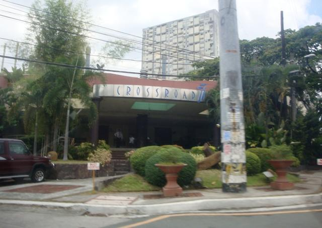 Crossroad Center Building Quezon City