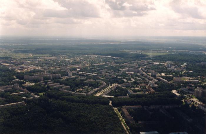 Obninsk Russia  City new picture : linn , 2. järgu haldusüksus