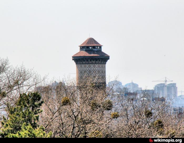 Водонапорные башни на дврз