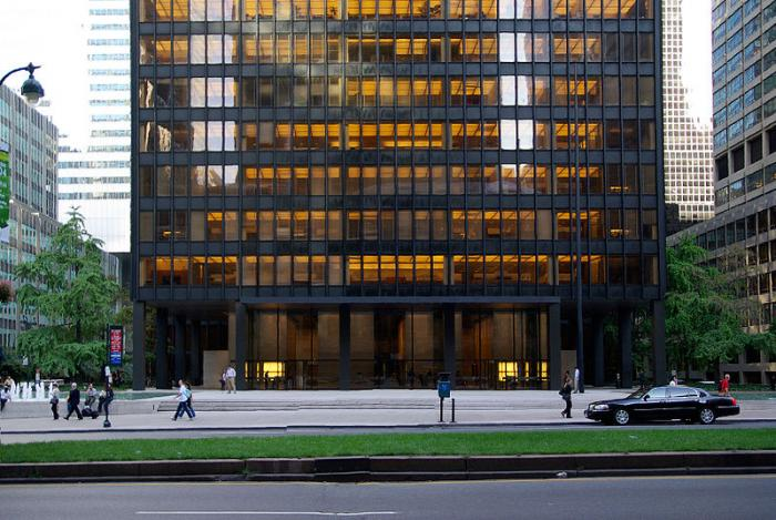 Seagram Building - New York City, New York | office ...