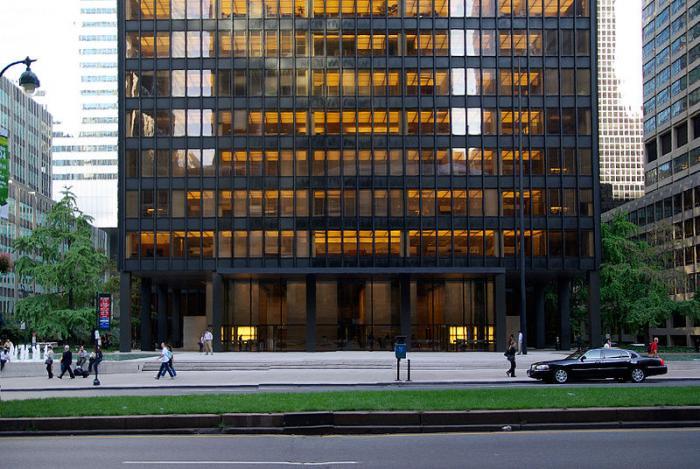 Seagram Building - New York City, New York | office ...