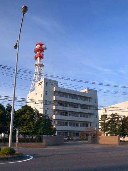 TOS テレビ大分 本社 - 大分市
