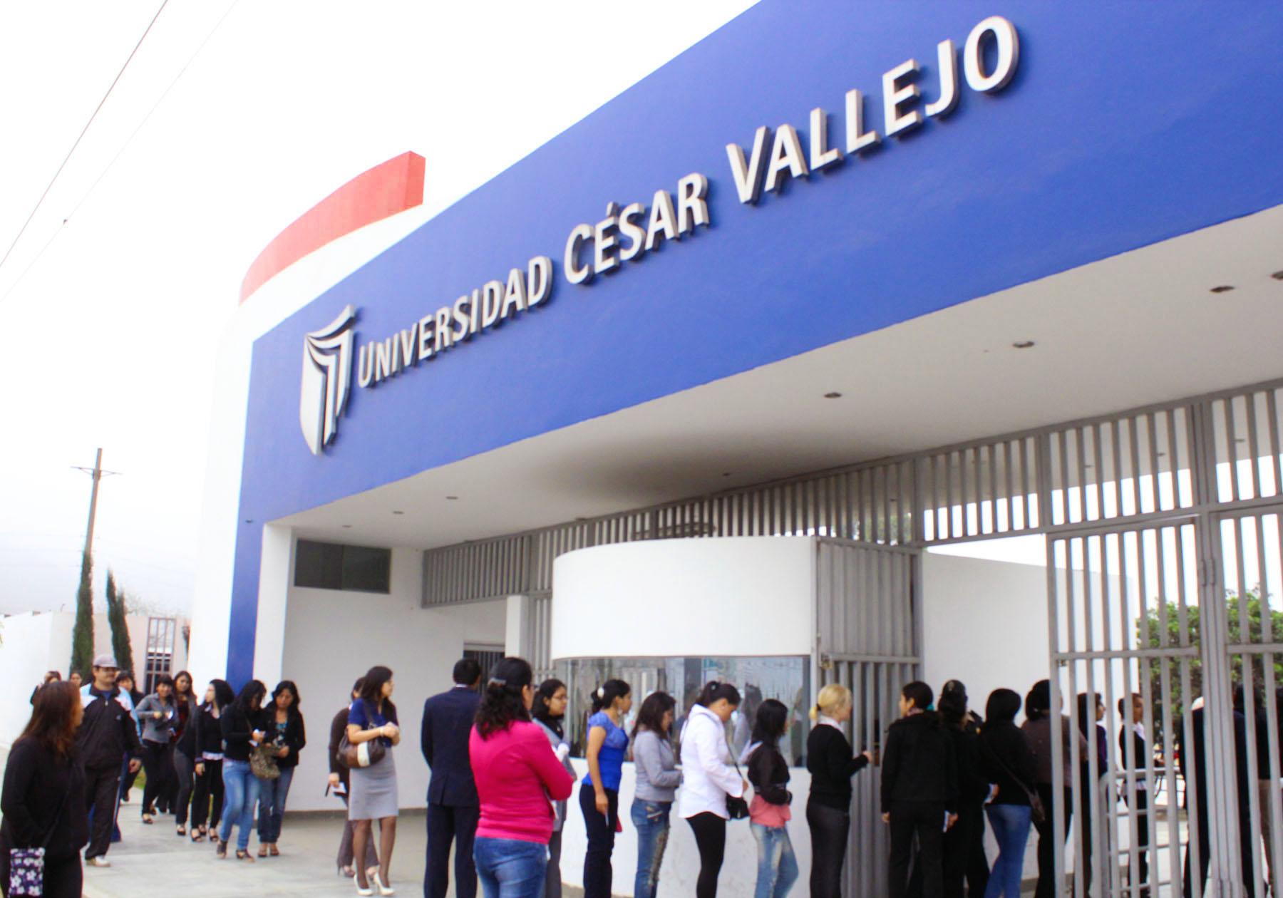 Cesar Vallejo universidad zona este