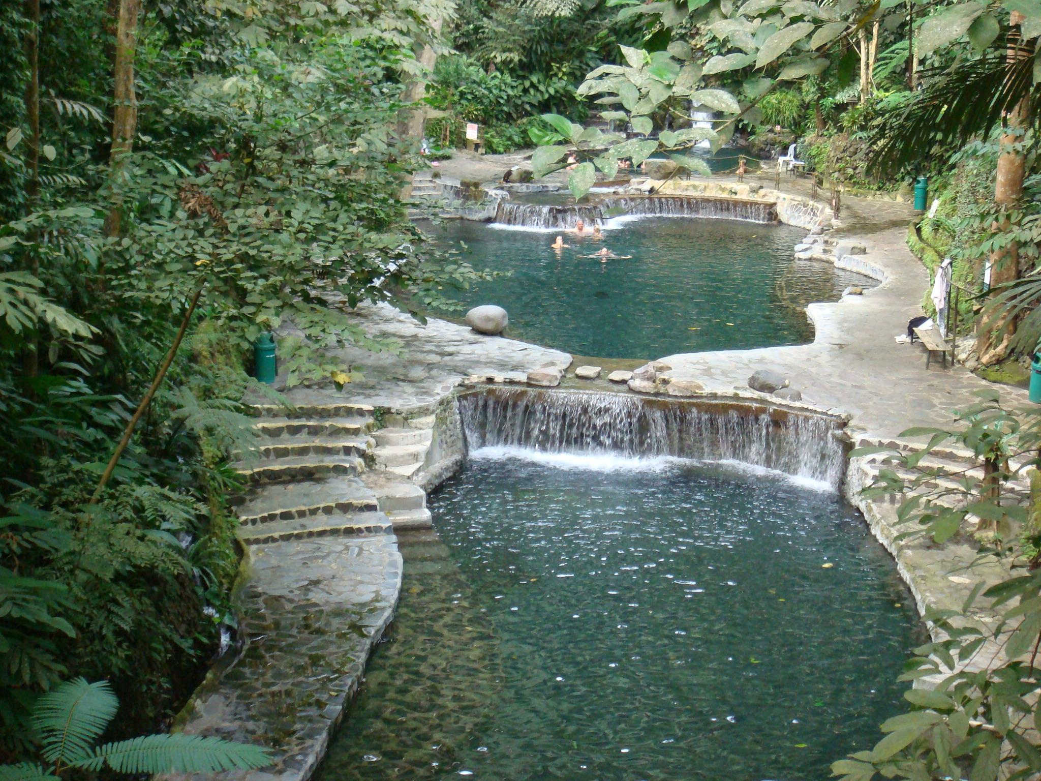 Hidden Valley Springs Resort Calauan