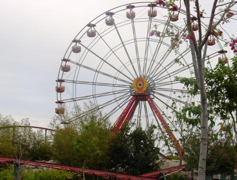 (αθήνα) | πάρκο, λούνα παρκ, διασκέδαση