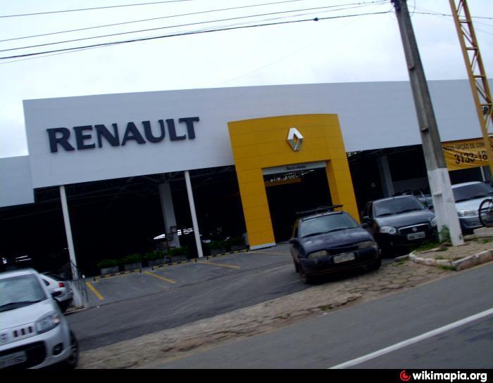 Renault s o lu s concession ria revendedora de ve culos for Concessionaria renault fratelli biagioni