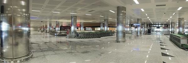 Dış Hatlar Terminali , izmir