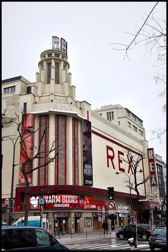 Grand rex paris for Restaurant le rex