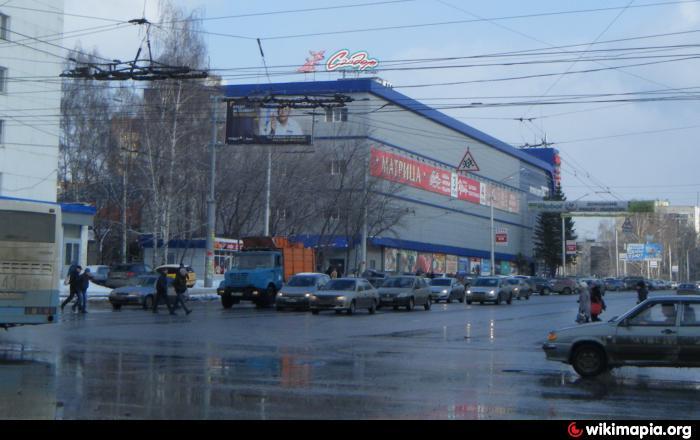 торговый центр иремель