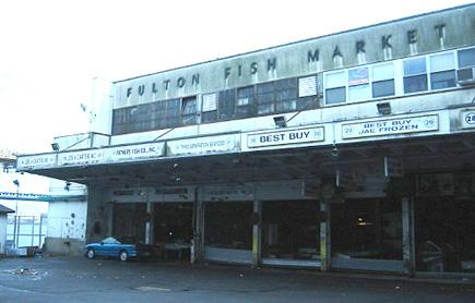 Old fulton fish market new york city new york for Fulton fish market