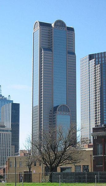 Comerica Bank Tower Dallas Texas