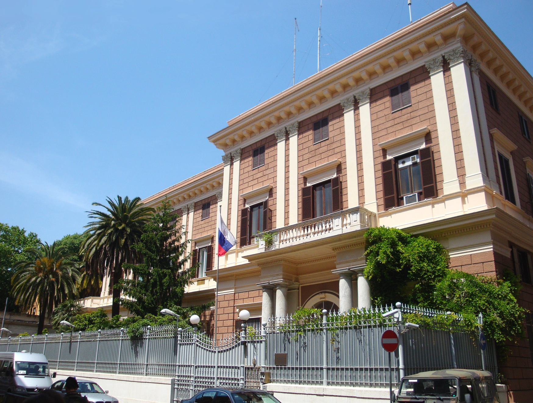 Embassy In Italy Russian Embassy 17
