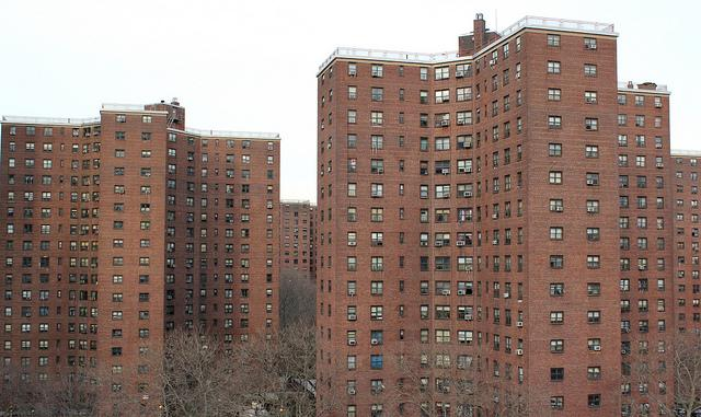 Alfred E Smith Houses New York City New York