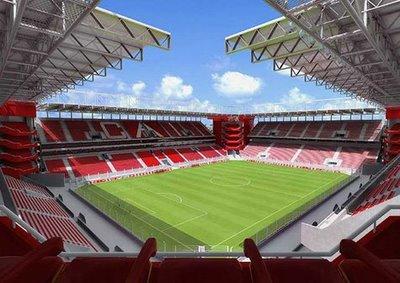 El Libertadores de America en México
