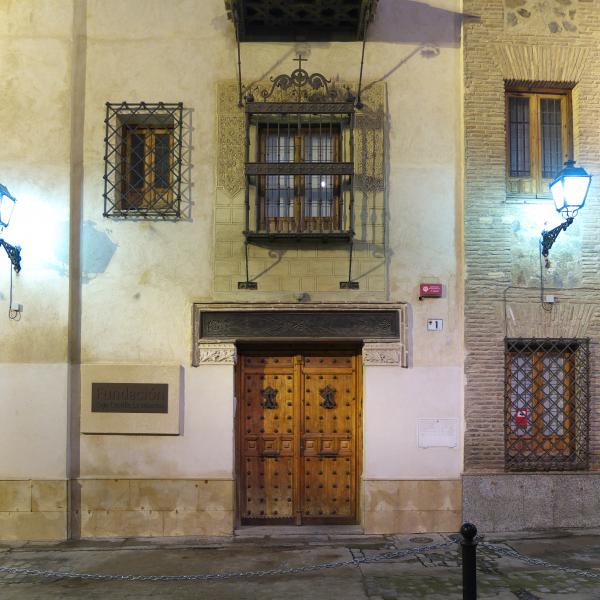 Palacio benacaz n toledo for Alquiler de casas en benacazon sevilla