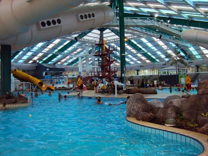 Adelaide Aquatic Centre Adelaide