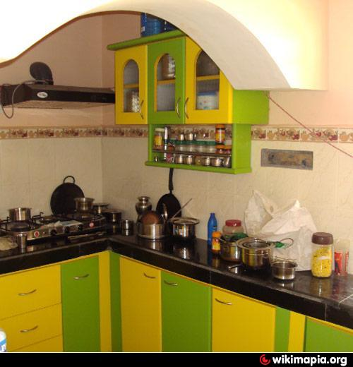 Indian Kitchens Modular Kitchens: Modular Kitchens In South India