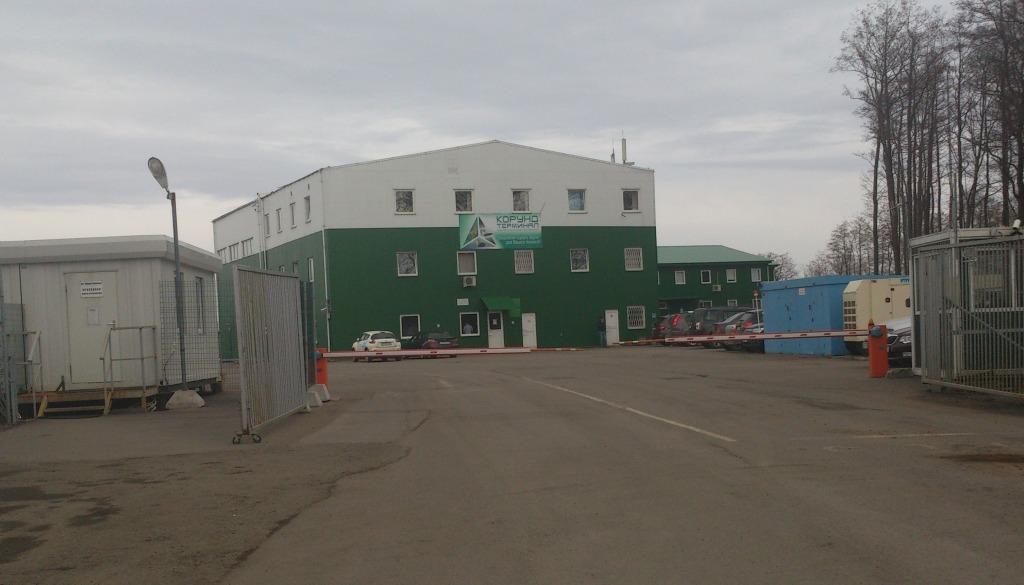СВХ «Корунд Терминал» - Санкт-