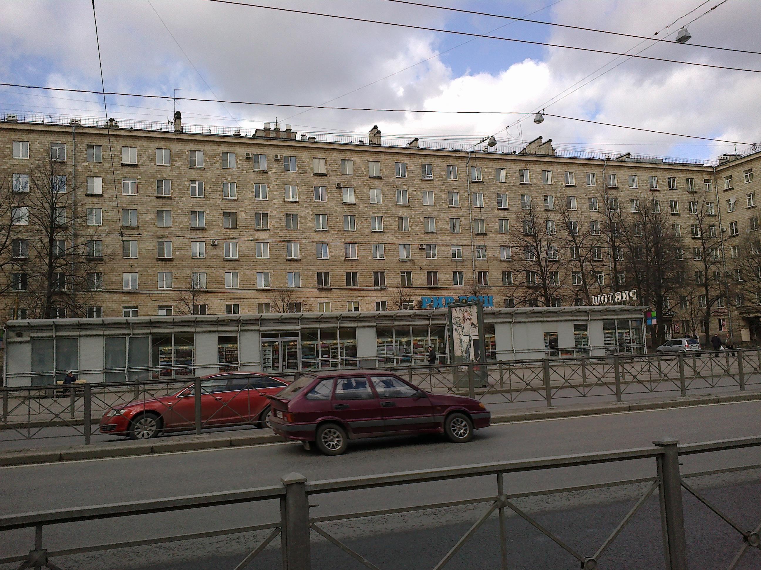 Проститутки на проспекте стачек 3 фотография