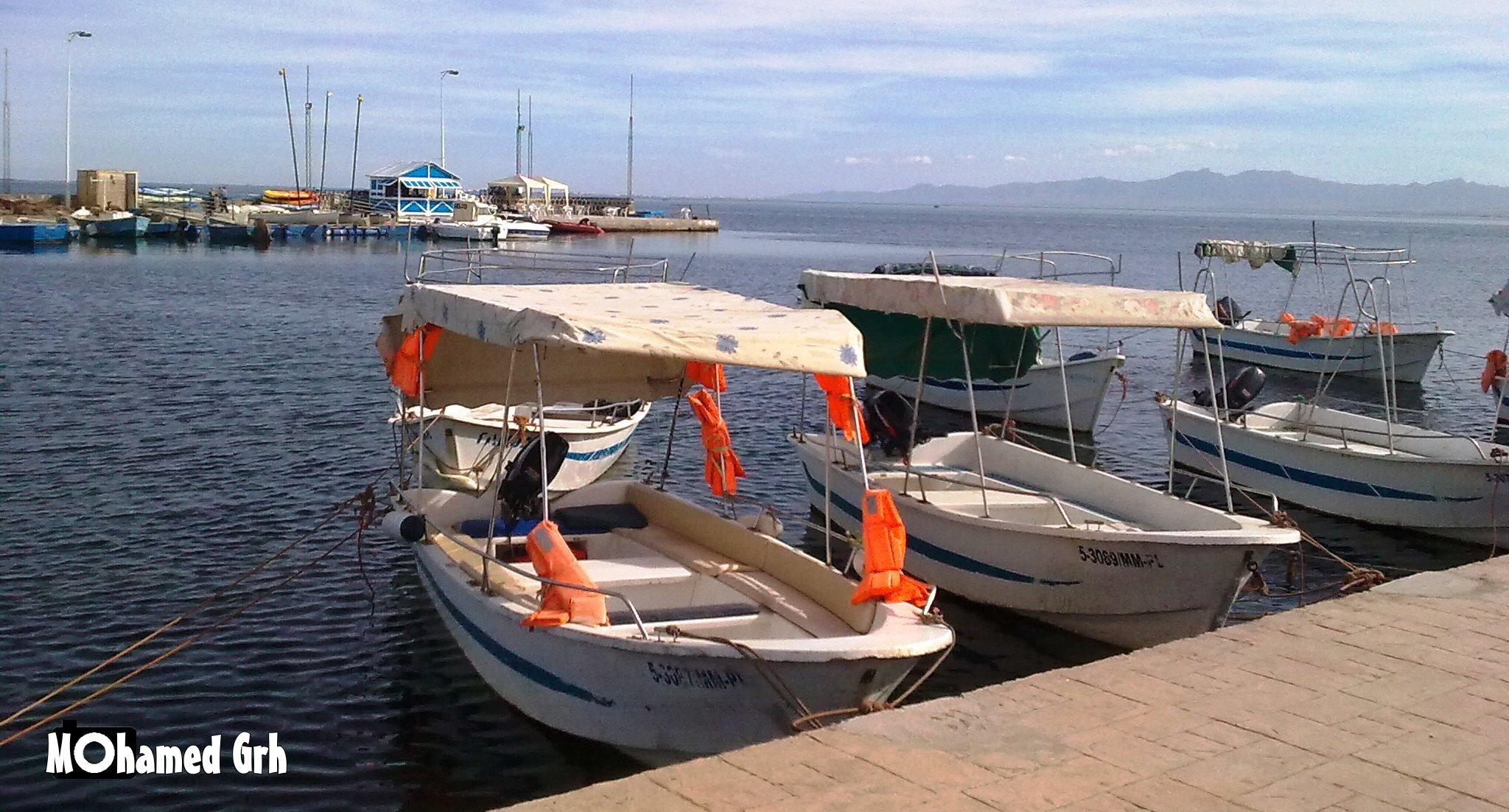 Nador little harbor | seaport