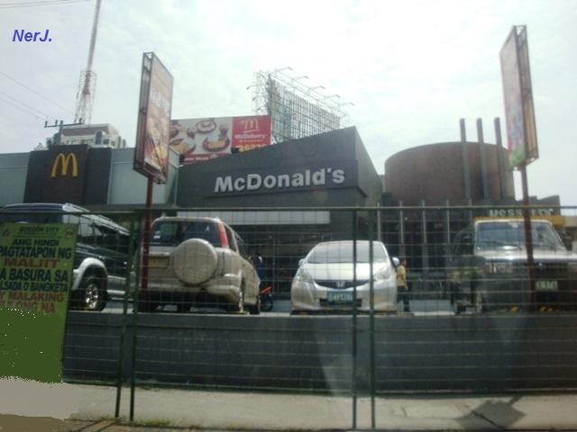 McDonald's Panay Avenue (Quezon City)