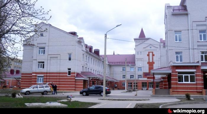 Больница монастырская 95 б