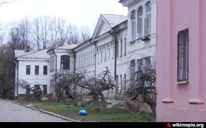 Больница скорой помощи корженевского