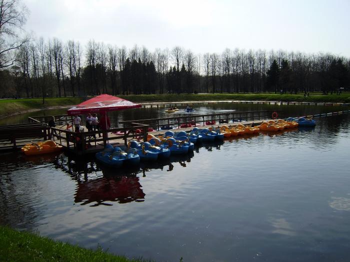 лодочные станции в петербурге