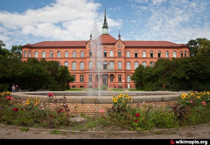 Evangelisches Krankenhaus Königin Elisabeth Herzberge Berlin