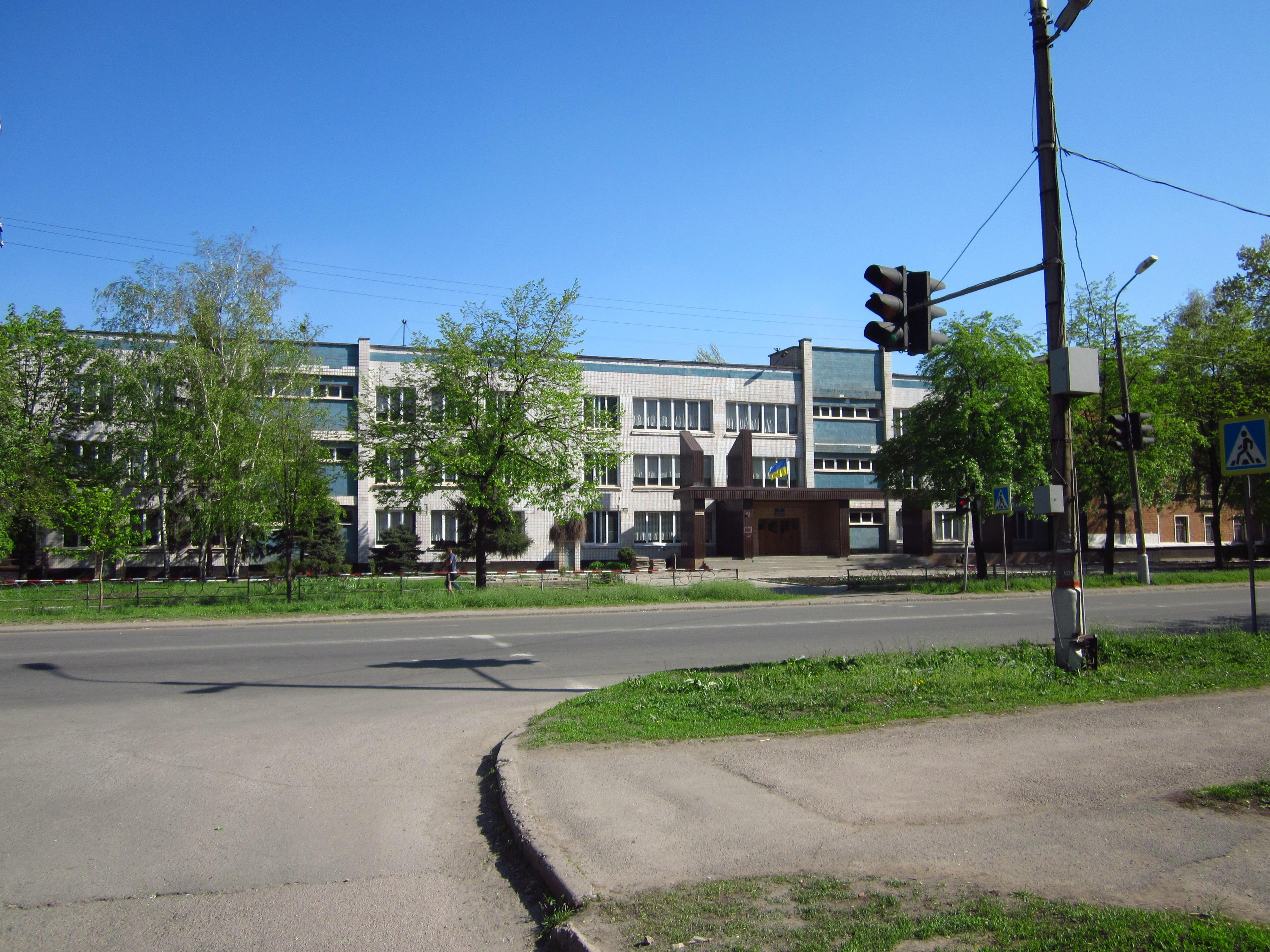 Школы кривого рога 17 фотография