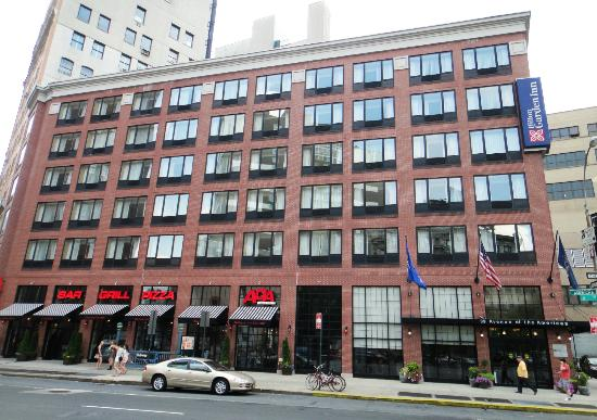 Perfect Hilton Garden Inn Tribeca New York City New York
