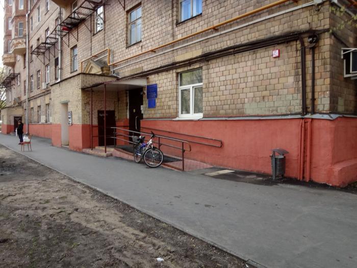 Наркологическая клиника у метро Авиамоторная