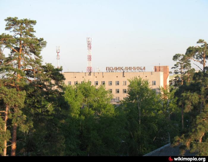 Поликлиника в румянцево москва