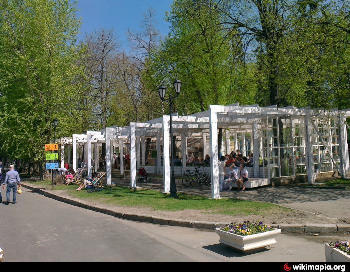 парк культуры шоколадница адреса