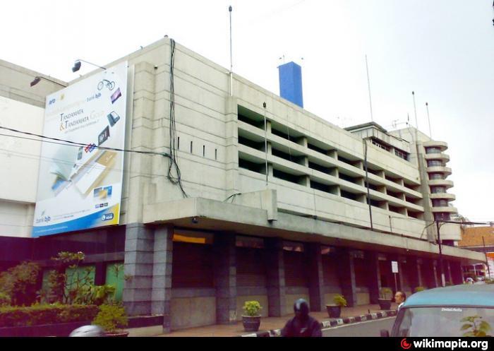 Bank bjb cabang utama bandung - Bandung   heritage
