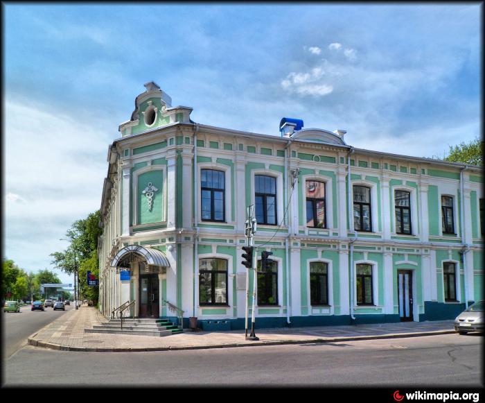 Медицинский центр на сафронова севастополь