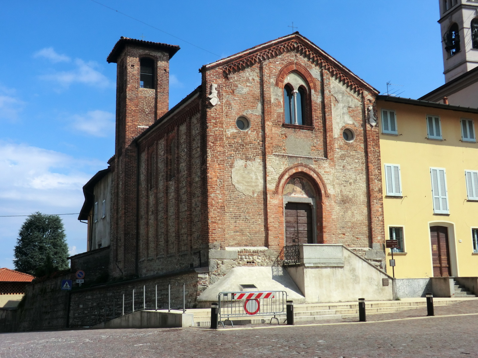 Oratorio di santo stefano lentate sul seveso for Boffi cucine lentate sul seveso
