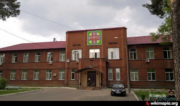 Детская поликлиника 39 канавинский район