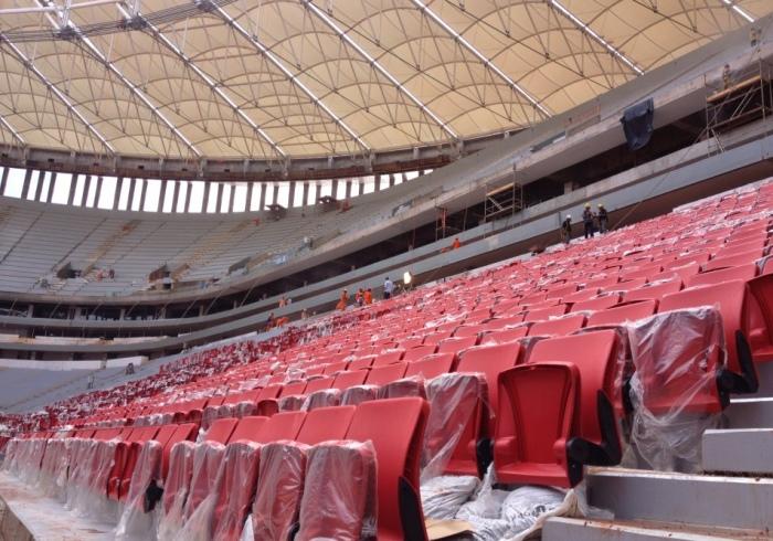 Est dio nacional man garrincha for Puerta 27 estadio nacional