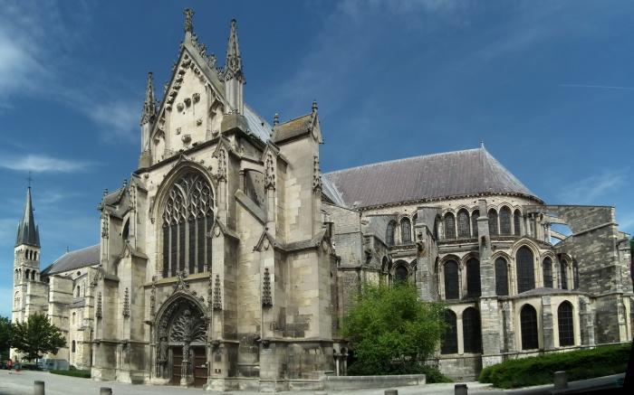Basilique saint r mi reims - Basilique st remi reims ...