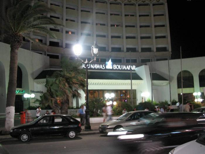 Hotel Abou Nawas Boujafaar Sousse Sousse