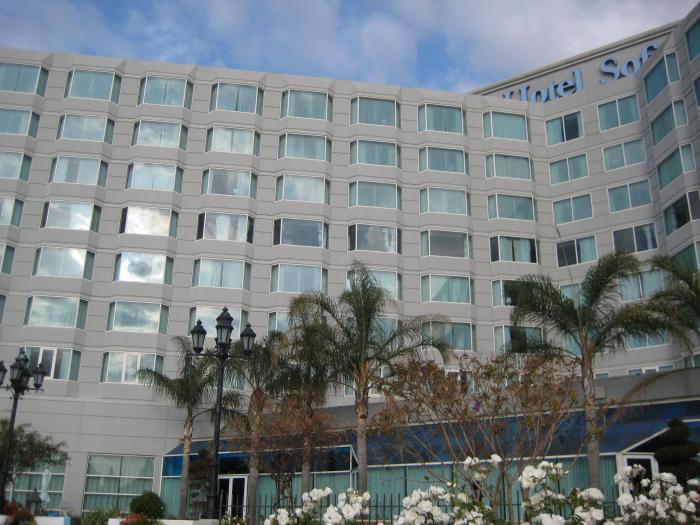 Sofitel San Francisco Bay Redwood City California Hotel