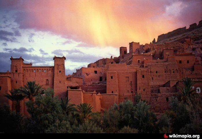 Errachidia Morocco  city photo : Errachidia English