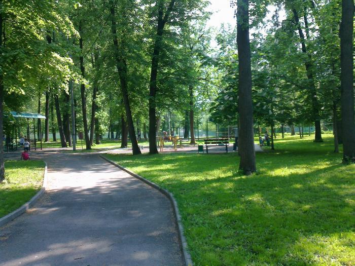 Зона отдыха «Пляж» в парке «ФИЛИ » в Москве Лучшие места