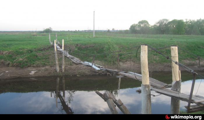 Висячий мост в ярославле фото 703-706