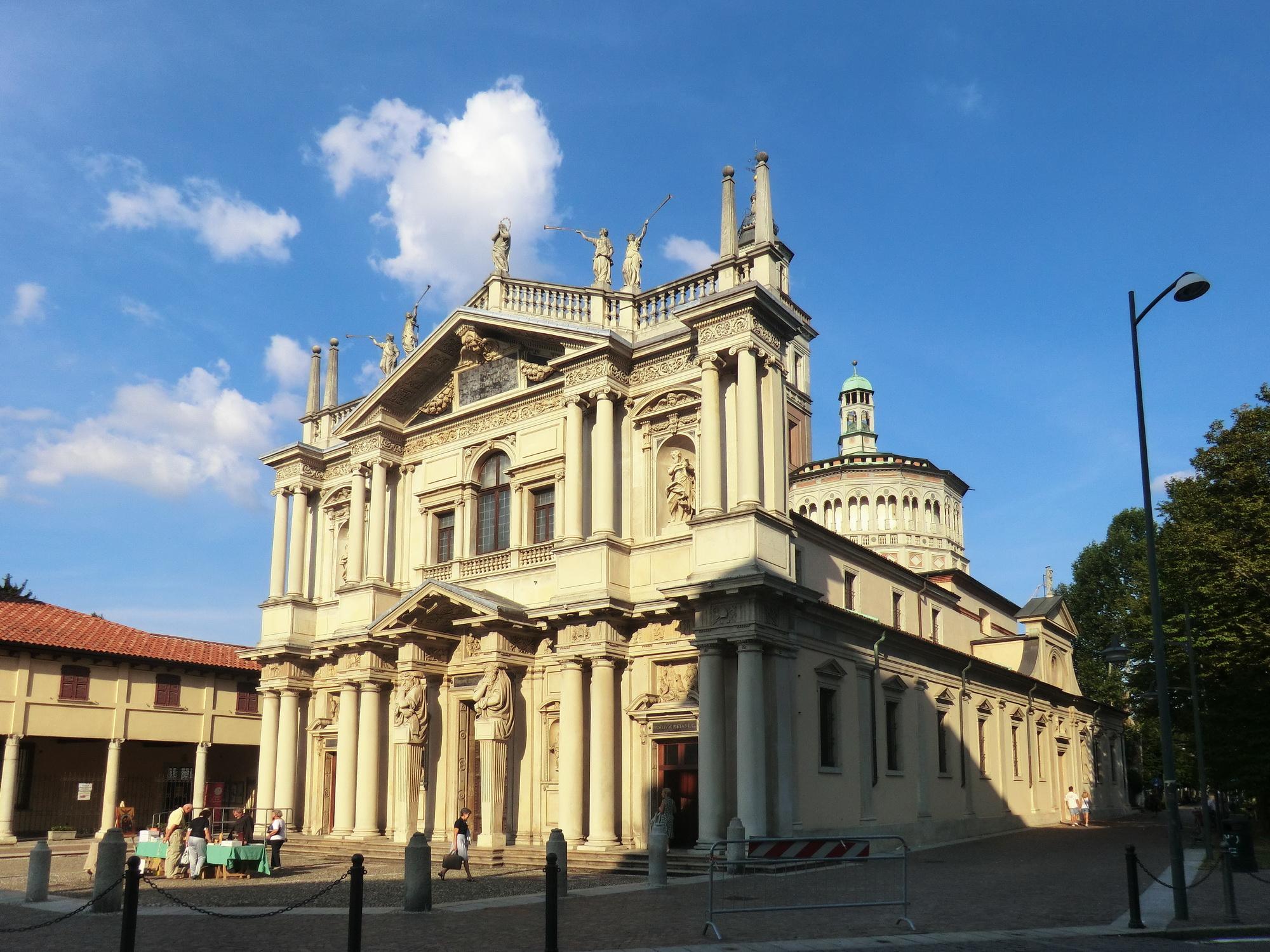 Santuario della Beata Vergine dei Miracoli  Saronno    Saronno