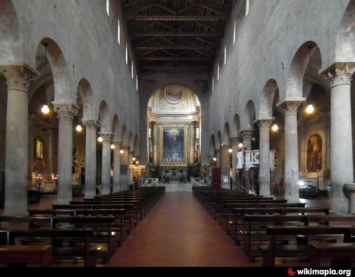 Cattedrale di San Zeno - Interno - Pistoia