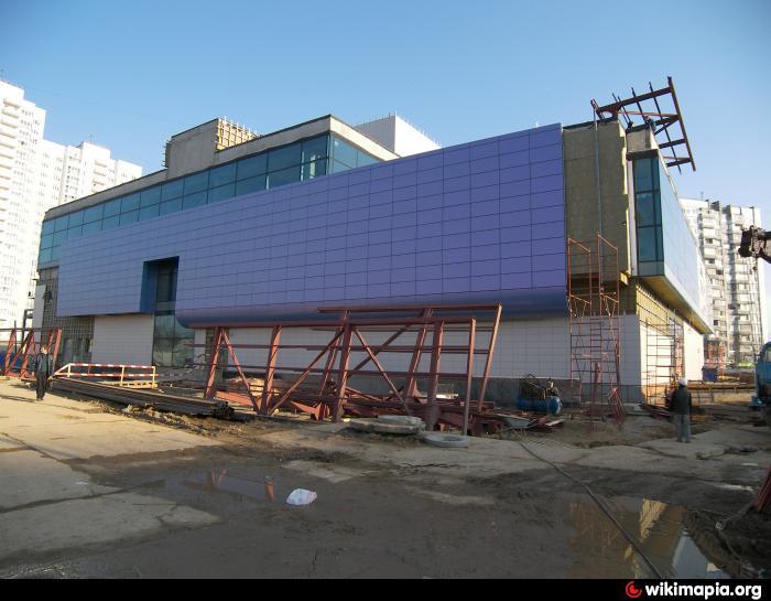 Строительство многофункцианального торгового центра м аннино