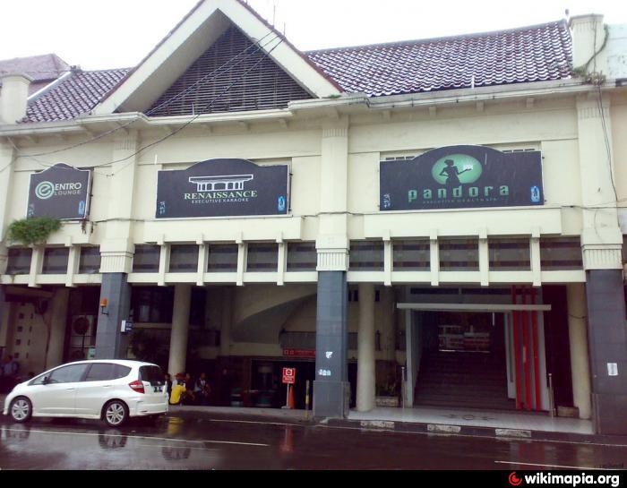 Entro - Renaissance - Pandora - Consortium (Bandung)