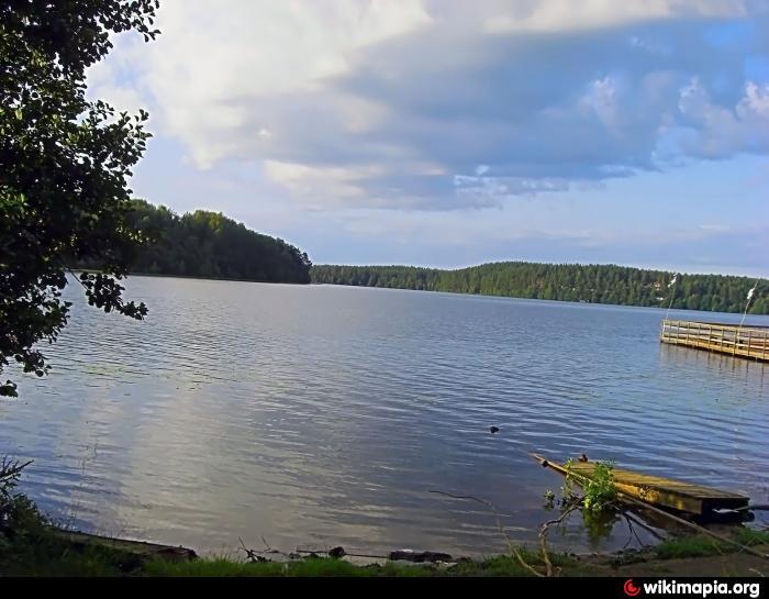 озеро раздолинское в поселке сосново рыбалка